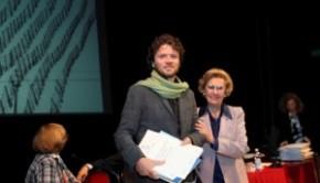 Cicconi Massi vince il premio Carafòli
