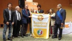 Consegna Bandiera Arancione 2013