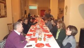 Cena comunale natale 2013 a Corinaldo