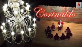 Lo spot del Natale 2013 a Corinaldo