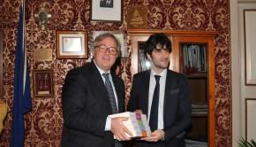 Matteo Principi e Gian Mario Spacca