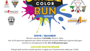The Crazy Coloro Run