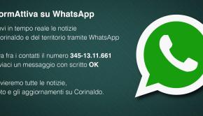 Whatsapp InformAttiva Corinaldo