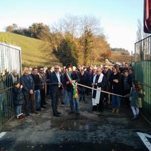 Inaugurazione nuovo Centro ambiente e del Riuso