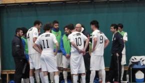 Calcio a 5: serie B sconfitta a Lucrezia. Bene Juniores e Allievi