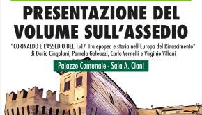 Corinaldo e l'assedio del 1517. Sabato la presentazione di un importante libro per il V Centenario.
