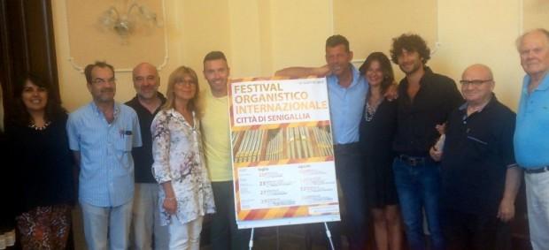 XVI edizione del Festival Organistico Internazional